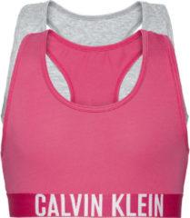 Roze Calvin Klein top 2-pack (va.116/122)