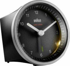 Braun BC 07 SB-DCF Draadloze wekker zilver-zwart (445804)