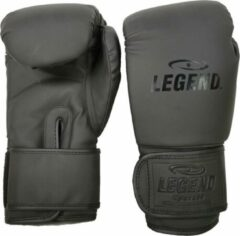 Legend Sports bokshandschoenen Powerfit & Protect matzwart mt 10oz