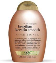 Ogx Brazilian Keratin Smooth Conditioner (385ml)