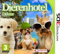 Mindscape Mijn Dierenhotel 2 - Deluxe - 2DS + 3DS