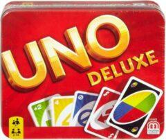 Mattel GmbH Uno Deluxe - Kaartspel