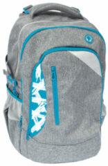 Eberhard Faber EF-577623 X-Style Schooltas 30L Turquoise/Grijs