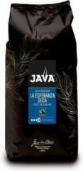 The JAVA Coffee Company JAVA Koffiebonen Deca Fairtrade - 6 x 1 kg