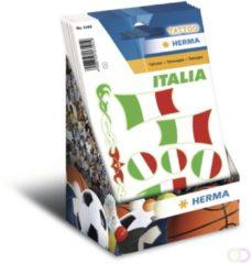 Tattoos Herma Italie Flaggs