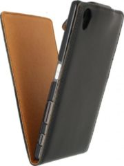 Zwarte Xccess Flip Case Sony Xperia Z5 Black