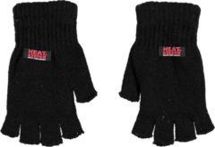 Heat Keeper Heren Thermo Handschoenen Vingerloos Zwart L/XL