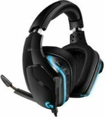 Zwarte Logitech G635 Gaming Headset met RGB, DTS Headphone:X 2.0, 50mm Pro-G Audio Drivers