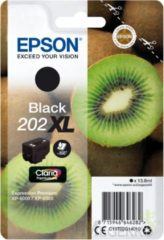 Epson 202XL 13.8ml 550pagina's Zwart inktcartridge - [C13T02G14020]