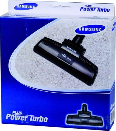 Afbeelding van Zilveren Samsung turboborstel - Stofzuigermondstuk