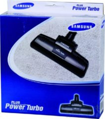 Zilveren Samsung turboborstel - Stofzuigermondstuk