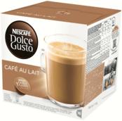 NESCAFÉ Dolce Gusto Nescafe Dolce Gusto Cafe Au Lait Koffiecapsules - 16 stuks