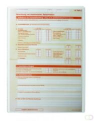 Durable 2132 Transparant A5