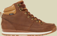 The North Face Back to Berkeley Redux Leather Men Herren Winterschuh Größe UK 6,5 dijon brown-tagumi brown