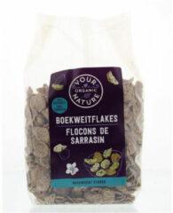 Your Organic Nat Boekweit flakes 250 Gram