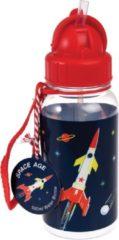Blauwe Rex London Drinkfles Space Age | Rex Inter.