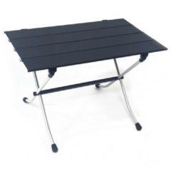 Nigor - Table M - Campingtafels maat 60 x 40 x 39,5 cm, zwart/wit
