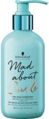 Schwarzkopf Professional Schwarzkopf - Mad About Curls - Two-Way Conditioner - 250 ml