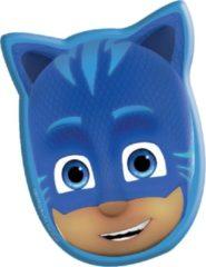 Disney kussen PJ Masks 35 cm blauw