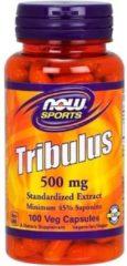 Tribulus 500mg Now Foods 100v-caps