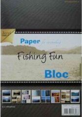 Joy! crafts - Paperpack - Fishing Fun - 6011/0021