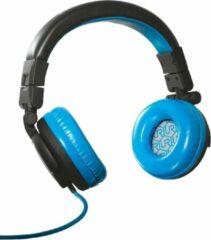 Trust Urban Rimix - Over-ear Koptelefoon - Zwart/Blauw