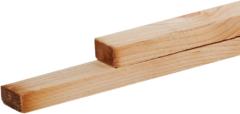 Woodvision Panlat vuren | 24 x 48mm | Fijnbezaagd | Geimpregneerd | 250cm