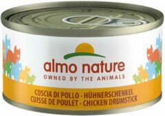 Almo Nature Legend Almo Nature Kattenvoer 6 x 70 g - Tonijn & Inktvis in Gelei