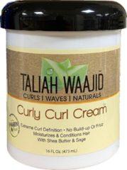 Taliah Waajid Curly Curl Cream 473 ml