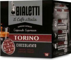 BIALETTI koffiecups Torino Gusto Intenso