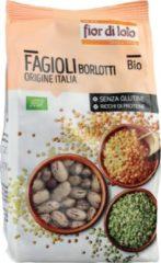 IL FIOR DI LOTO Srl Il Firo Di Loto Fagioli Borlotti Italia Senza Glutine Bio 400g