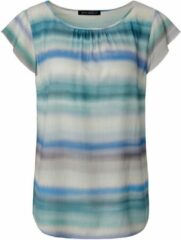 Blouse Van Betty Barclay turquoise