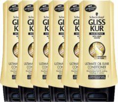 Gliss Kur Conditioner Ultimate Oil Elixir Voordeelverpakking