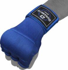 Dynamite Fight Gear Dynamite Binnenhandschoenen Met Voering-Blauwe -XS