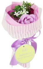 Jeanne en Provence Badeblüte-Rosenstrauß lila