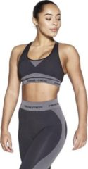 Seamless Top Zwart - Pursue Fitness