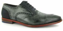Zwarte Floris Van Bommel Heren Nette schoenen 19062 - Grijs - Maat 42