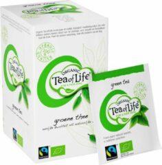 Tea of Life Organic - Groene thee - 20 x 1,5gr