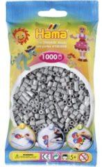Hama beads Hama strijkkralen - grijs - 1000-delig