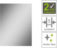 Boss & Wessing BWS Basis Spiegel Rechthoek 60x40 cm 5mm Aluminium