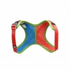 Rode Ocun - Kid´s Webee Chest - Borstgordel rood/groen/blauw