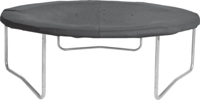 Afbeelding van Antraciet-grijze Salta Trampoline Beschermhoes 244 cm Antraciet - Beschermhoes