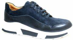 Marineblauwe FitFlopTM Freya Sneakers