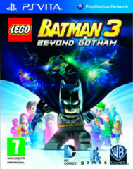 Warner Bros. Games LEGO Batman 3: Beyond Gotham - PS Vita