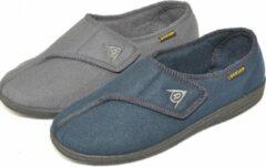 Grijze Dunlop Pantoffels Arthur