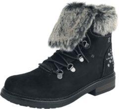 Refresh Lumberjack Boot Anfibi/Stivali nero