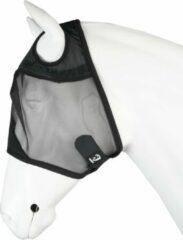Zwarte Horka Vliegenmasker UV bescherming