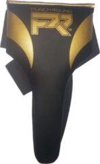 Punch Round™ Kruisbeschermer Dames Meisjes Zwart Goud maat L