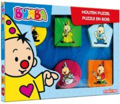 Studio 100 Bumba houten puzzel met dikke stukken 2 delen - Houten puzzel