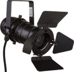 Lichtblauwe JBSystems - Retro-Par20 Retro Style Led Projector met afstandsbediening